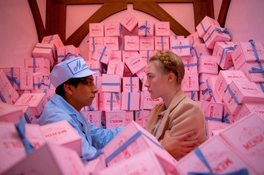 The Grand Budapest Hotel Kritik Film Critic De