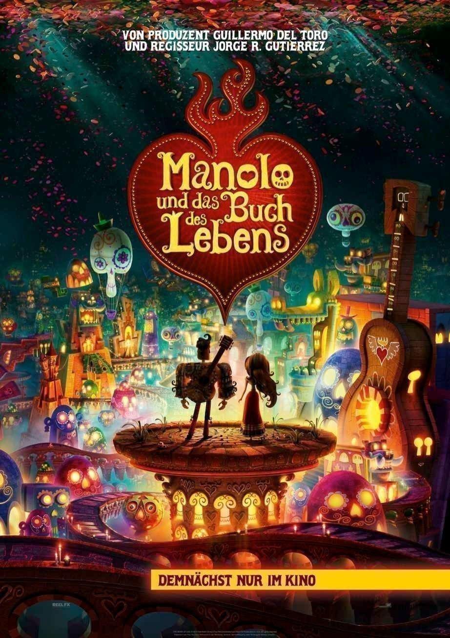 Manolo Und Das Buch Des Lebens Ganzer Film Deutsch