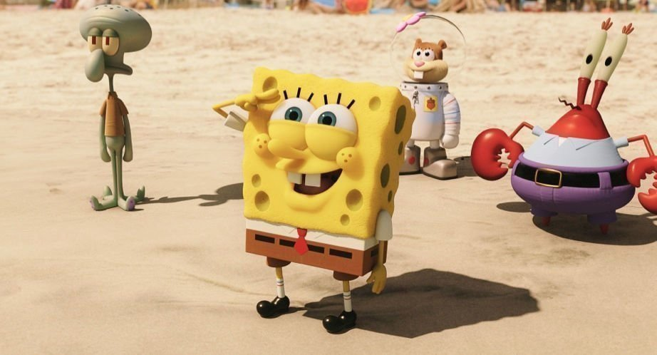 Spongebob Schwammkopf 3d Trailer Deutsch Original Film Criticde