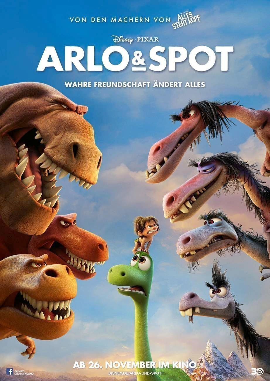 arlo spot poster bild 1 von 1 film. Black Bedroom Furniture Sets. Home Design Ideas