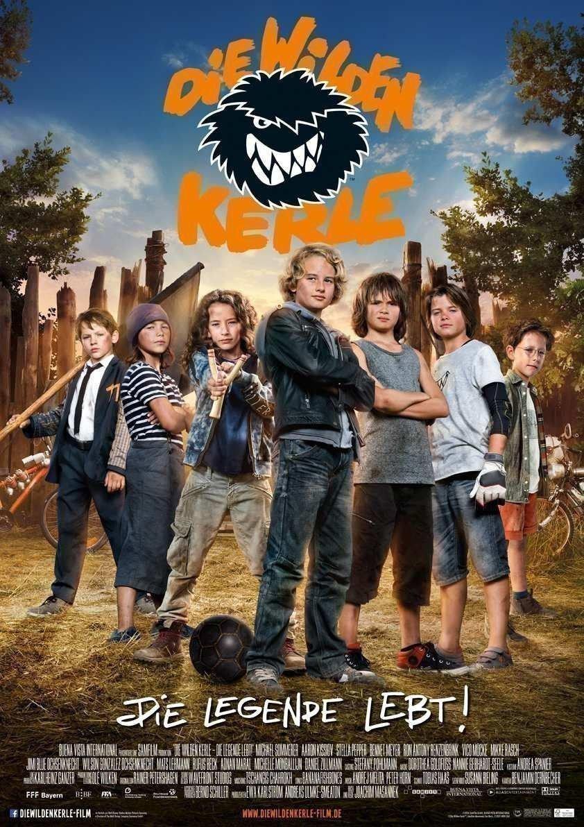 Wilde Kerle 6 Film