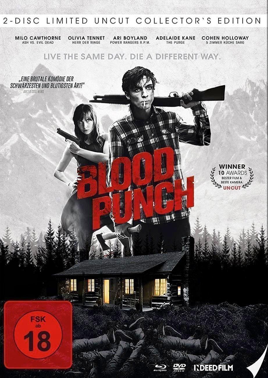 Blood Punch - Und täglich grüßt der Tod | Trailer Original | Film ...
