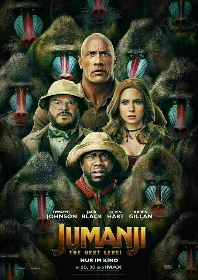 Jumanji 2 Stream German Hd Filme