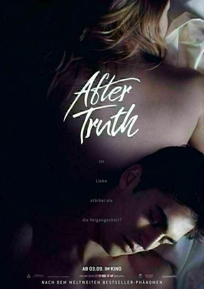 After Truth Dvd