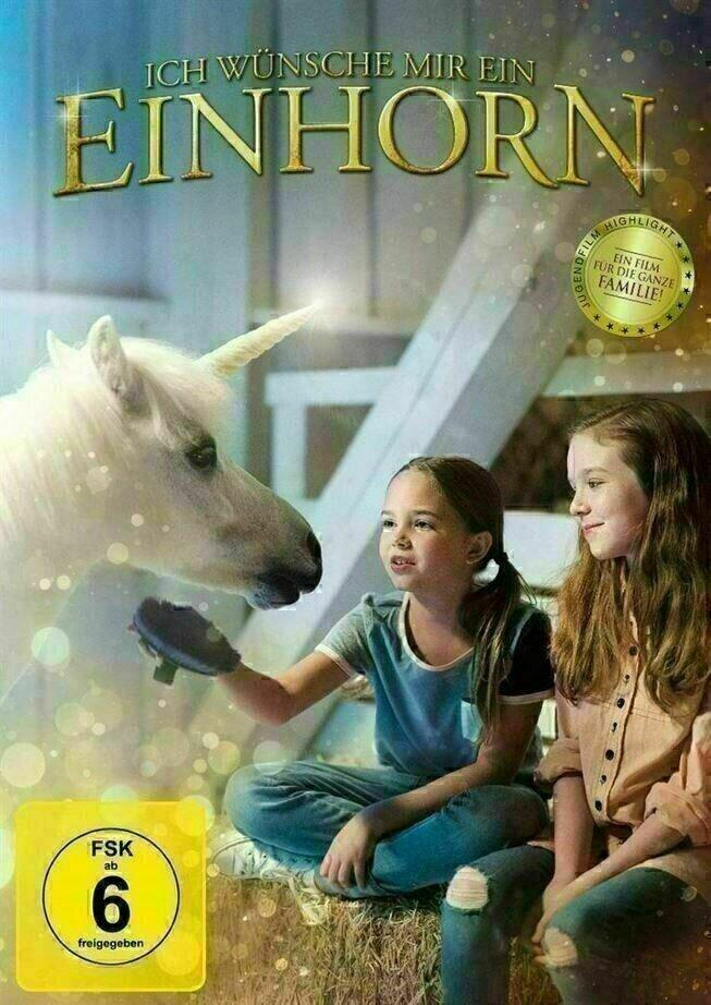Ich wünsche mir ein Einhorn   Trailer Original   Film