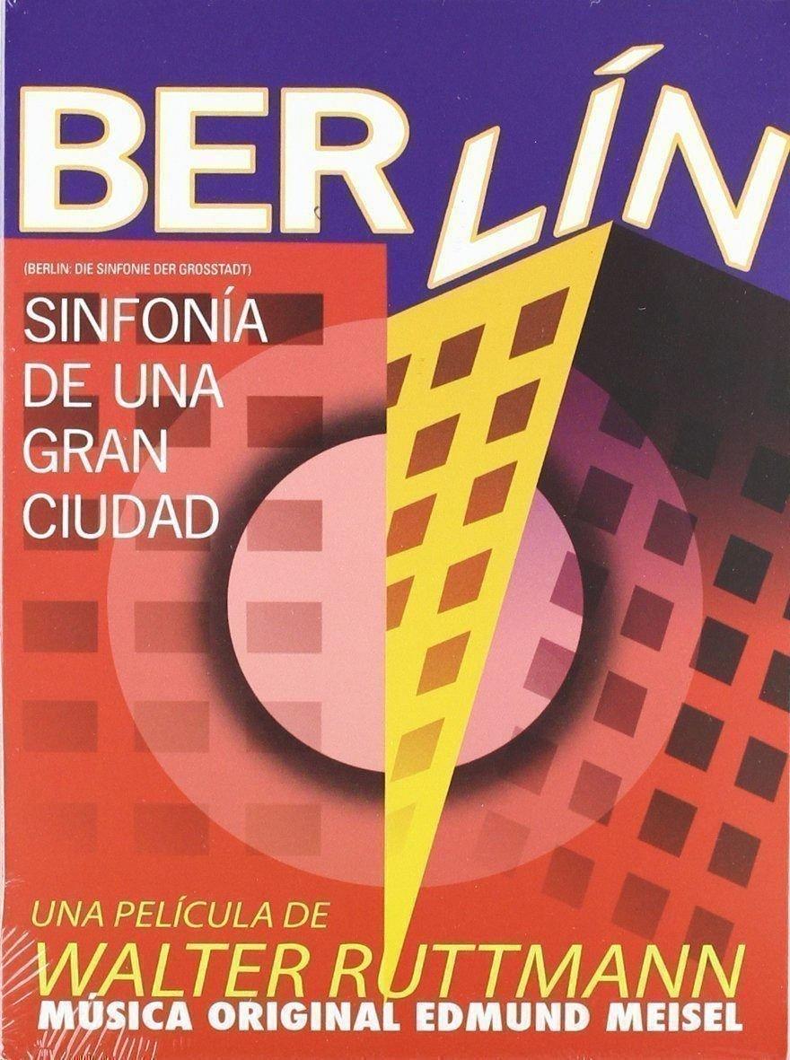 Berlin Die Sinfonie Der Großstadt