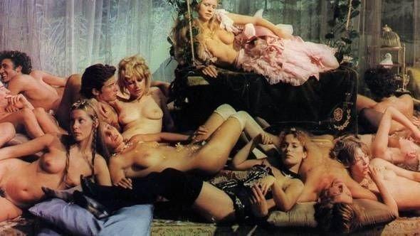Die Grosse Orgie