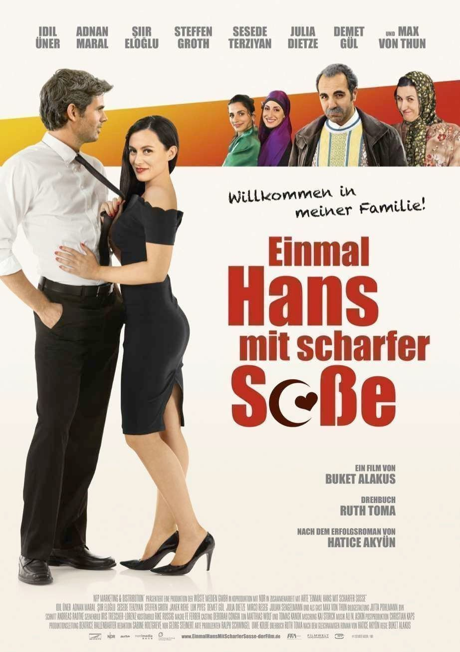 Einmal Hans Mit Scharfer Sosse