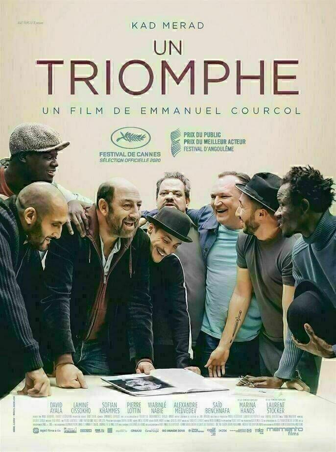 Un triomphe   Szenenbilder und Poster   Film   critic.de