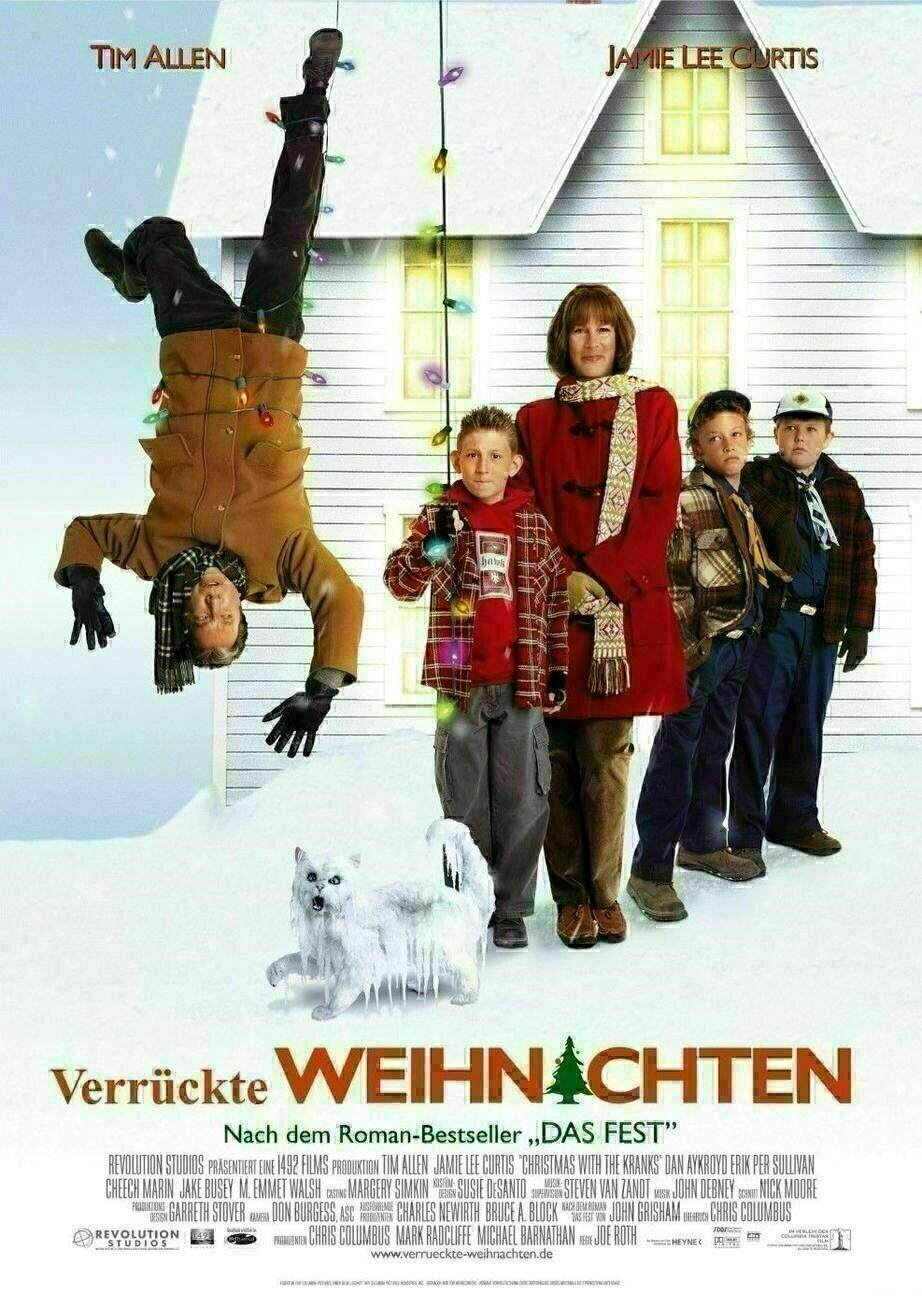 Tim Allen Weihnachtsfilm