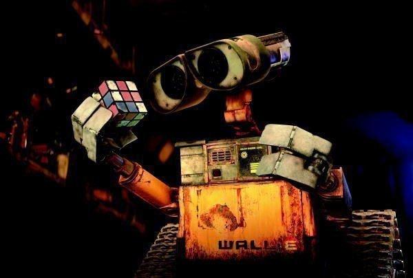 Wall-E Der Letzte Räumt Die Erde Auf Stream